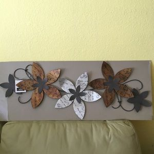 Other - Metal wall art